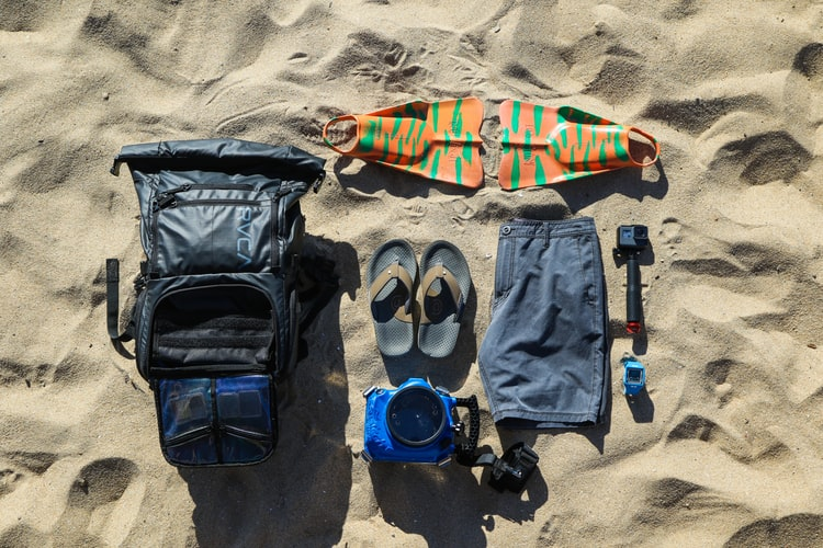 Beach Backpack: A Travelers Delight