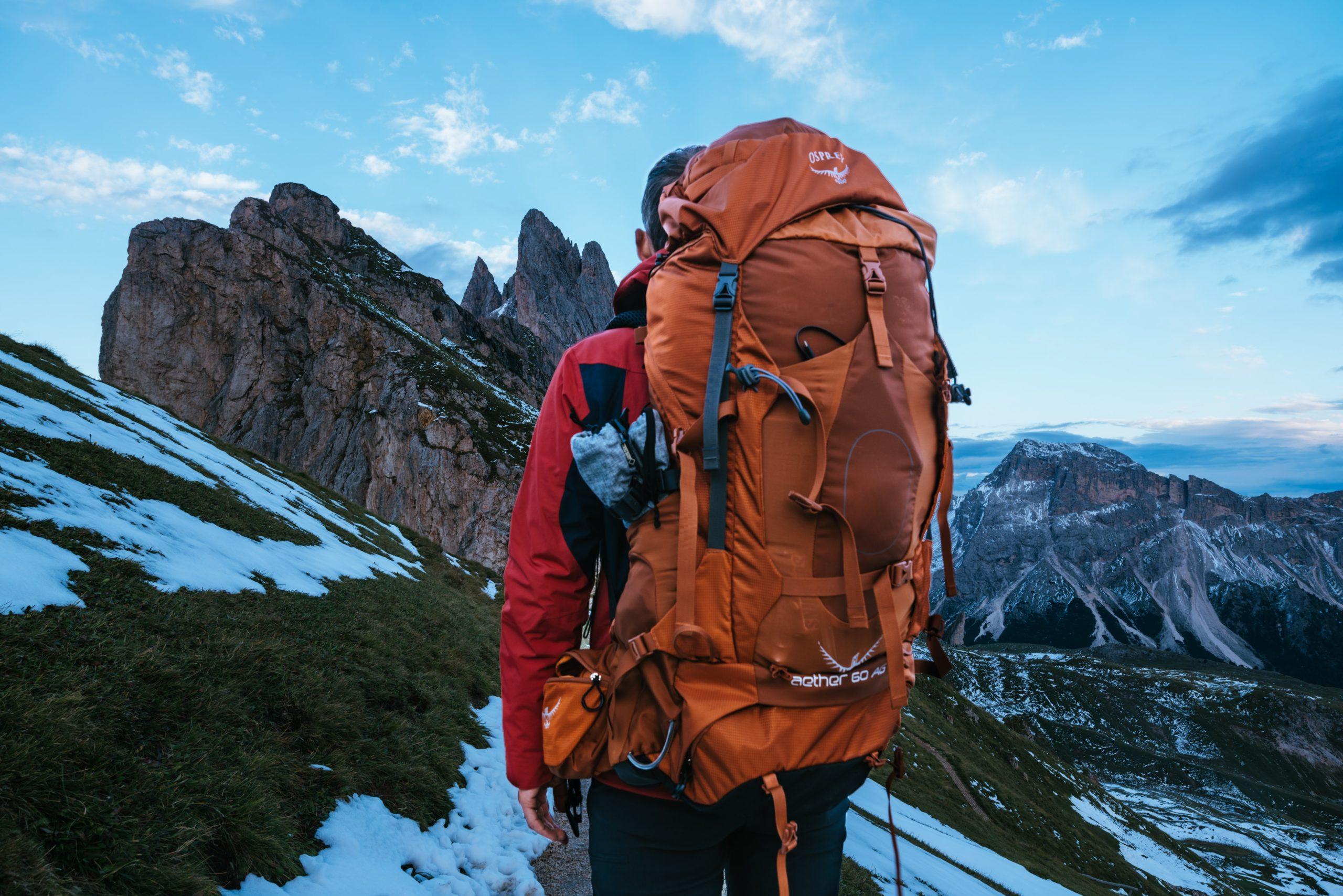 Choosing the Best Backpacking Backpack