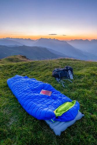 Backpacking Sleeping Bag Selection