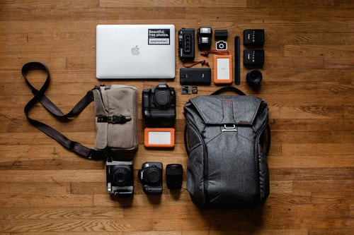 Essentials for Backpack \Camping